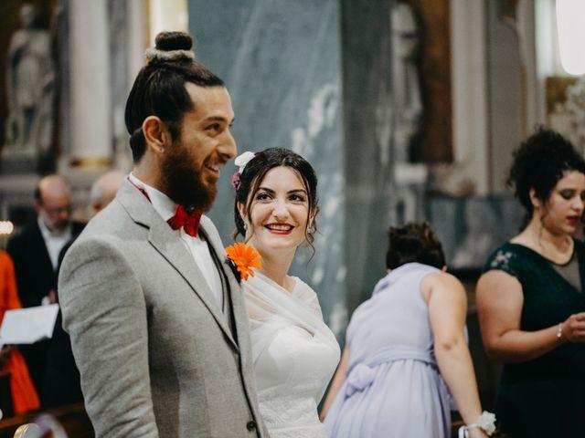 Il matrimonio di Filippo e Daria a Appiano Gentile, Como 63