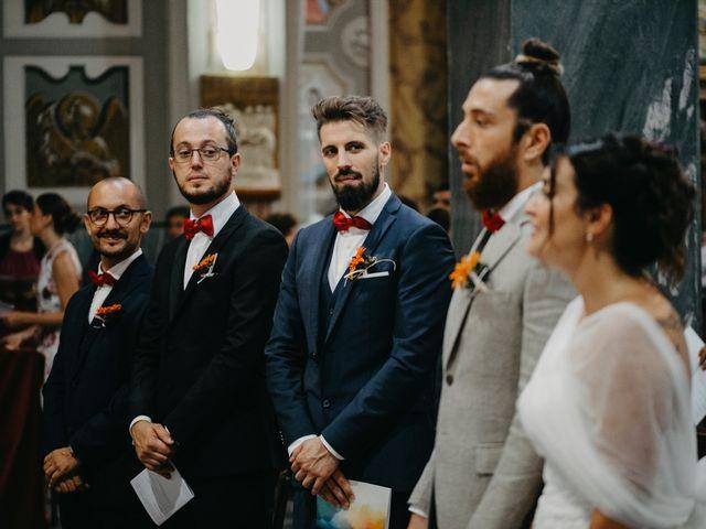 Il matrimonio di Filippo e Daria a Appiano Gentile, Como 67