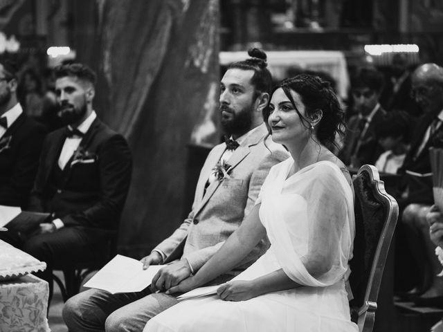 Il matrimonio di Filippo e Daria a Appiano Gentile, Como 69