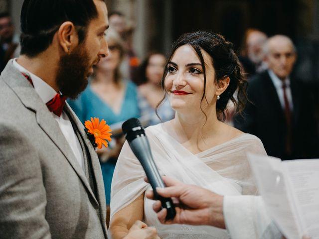 Il matrimonio di Filippo e Daria a Appiano Gentile, Como 73