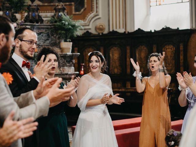 Il matrimonio di Filippo e Daria a Appiano Gentile, Como 77