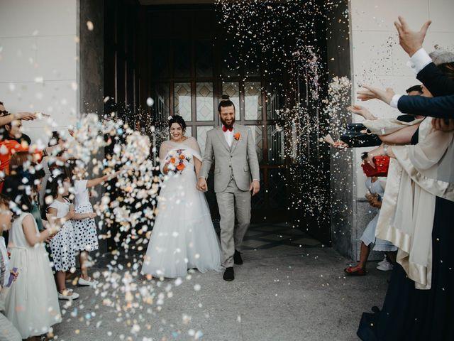 Il matrimonio di Filippo e Daria a Appiano Gentile, Como 78