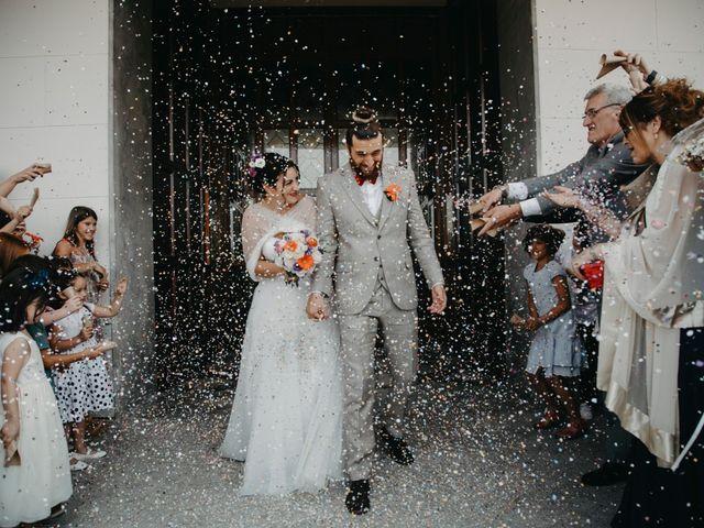 Il matrimonio di Filippo e Daria a Appiano Gentile, Como 79