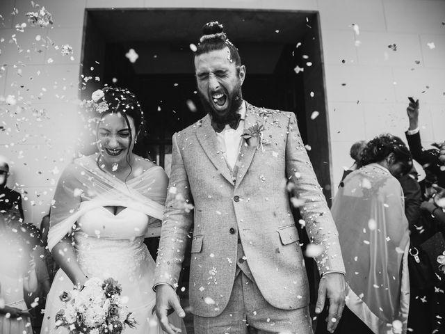 Il matrimonio di Filippo e Daria a Appiano Gentile, Como 82