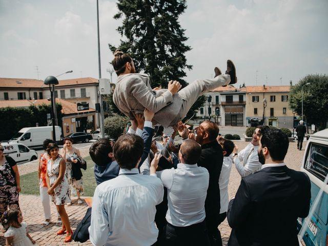 Il matrimonio di Filippo e Daria a Appiano Gentile, Como 85