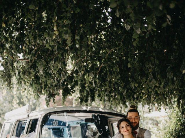 Il matrimonio di Filippo e Daria a Appiano Gentile, Como 94