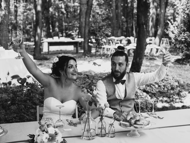 Il matrimonio di Filippo e Daria a Appiano Gentile, Como 100