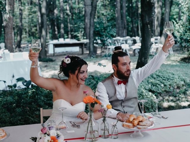 Il matrimonio di Filippo e Daria a Appiano Gentile, Como 101