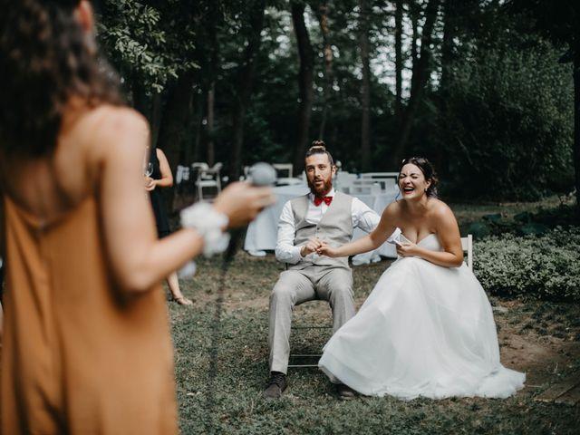 Il matrimonio di Filippo e Daria a Appiano Gentile, Como 111