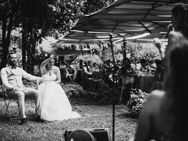 Il matrimonio di Filippo e Daria a Appiano Gentile, Como 112