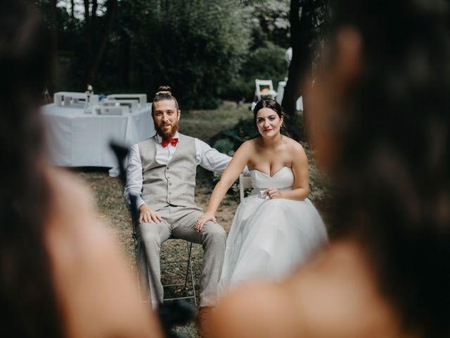 Il matrimonio di Filippo e Daria a Appiano Gentile, Como 113
