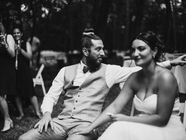 Il matrimonio di Filippo e Daria a Appiano Gentile, Como 115