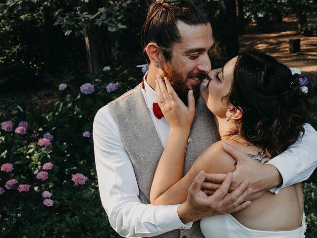 Il matrimonio di Filippo e Daria a Appiano Gentile, Como 125