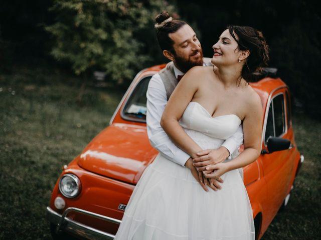Il matrimonio di Filippo e Daria a Appiano Gentile, Como 134
