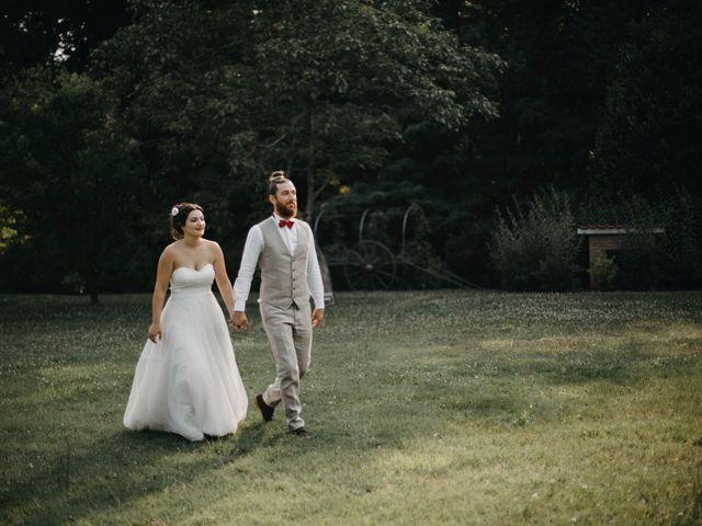 Il matrimonio di Filippo e Daria a Appiano Gentile, Como 136