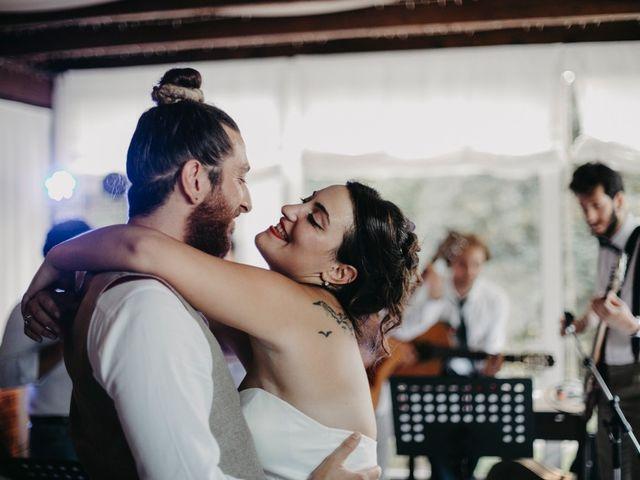 Il matrimonio di Filippo e Daria a Appiano Gentile, Como 144