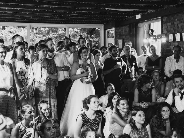 Il matrimonio di Filippo e Daria a Appiano Gentile, Como 147
