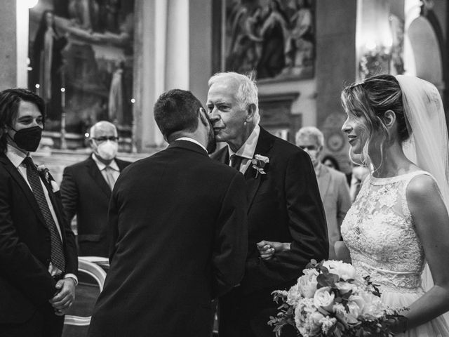 Il matrimonio di Marco e Valeria a Roma, Roma 19