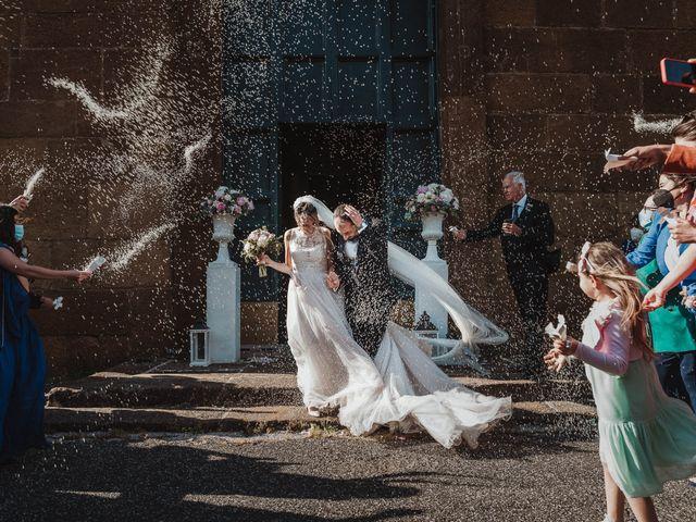 Il matrimonio di Marco e Valeria a Roma, Roma 22