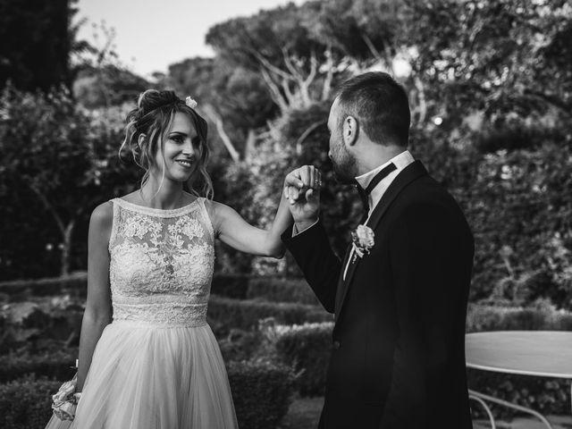 Il matrimonio di Marco e Valeria a Roma, Roma 39