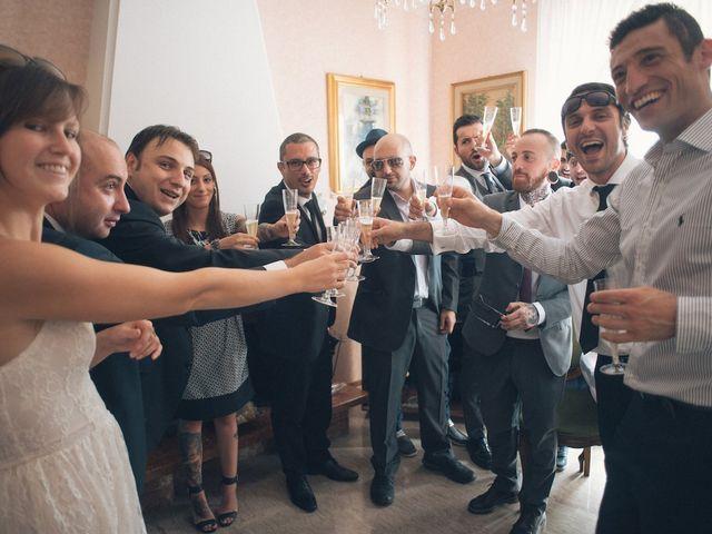 Il matrimonio di Stefano e Francesca a Campobasso, Campobasso 15