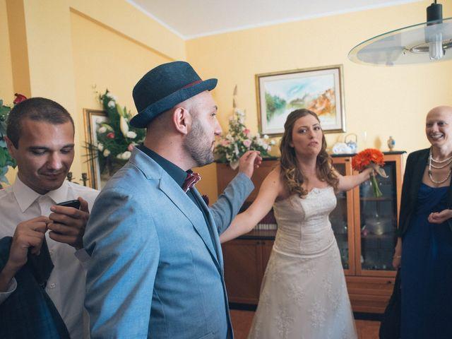 Il matrimonio di Stefano e Francesca a Campobasso, Campobasso 31