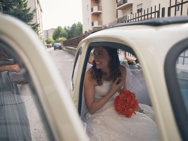 Il matrimonio di Stefano e Francesca a Campobasso, Campobasso 35