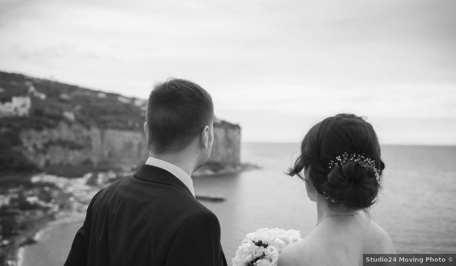 Il matrimonio di Gerardo e Maria a Vico Equense, Napoli