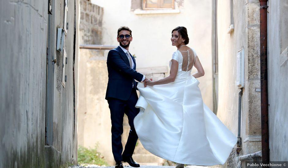 Il matrimonio di Giancarlo e Raffaella a Faicchio, Benevento