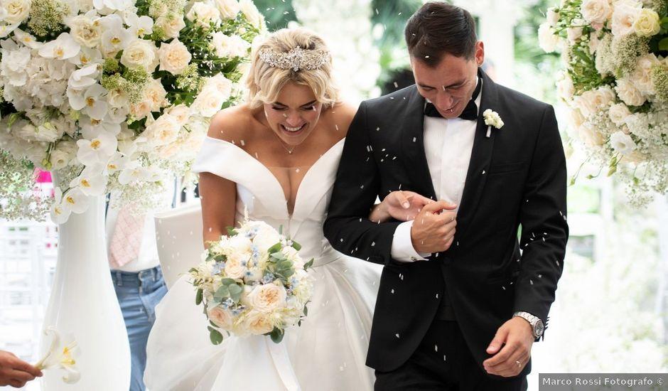 Il matrimonio di Antonio e Naomi a Torre del Greco, Napoli