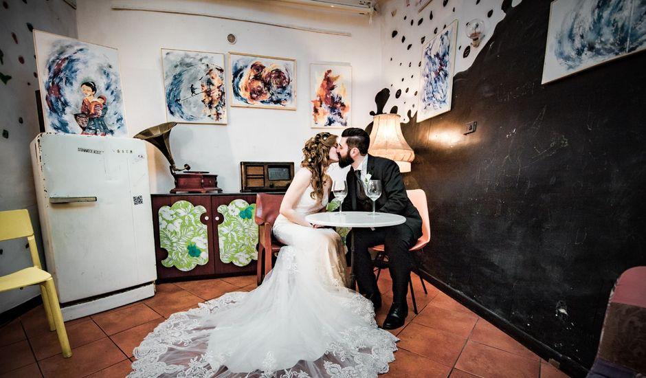 Il matrimonio di Daniele e Maria Rosaria a Salerno, Salerno