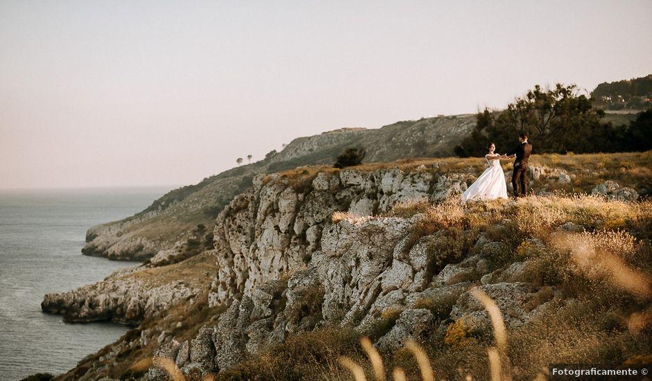 Il matrimonio di Paola e Pasquale a Santa Cesarea Terme, Lecce