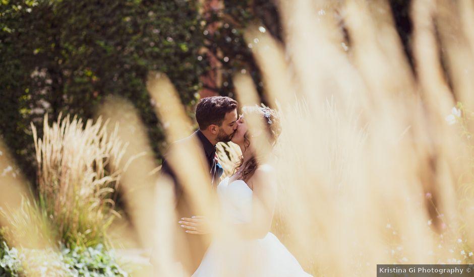 Il matrimonio di Andrea e Roberta a San Francesco al Campo, Torino