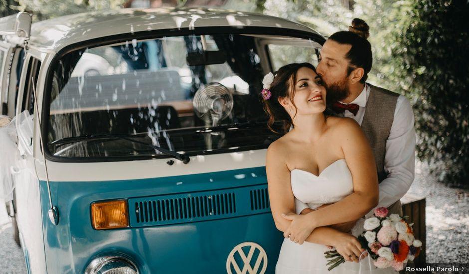 Il matrimonio di Filippo e Daria a Appiano Gentile, Como