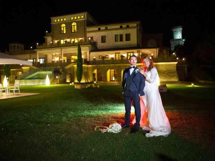 le nozze di Suellen e Diego