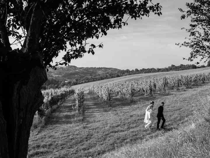 Le nozze di Martina e Matteo