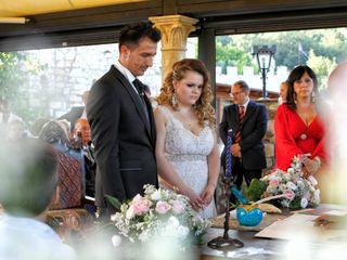 Le nozze di Anastasia e Lindim