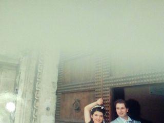 Le nozze di Rosi e Massimo