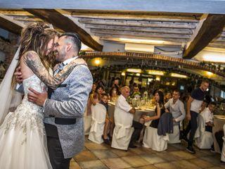 Le nozze di Carla e Riccardo