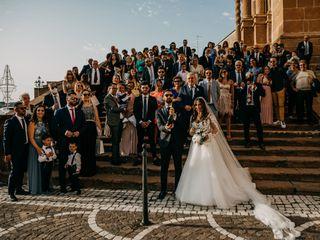 Le nozze di Mauro e Martina