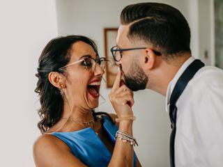 Le nozze di Mauro e Martina 1