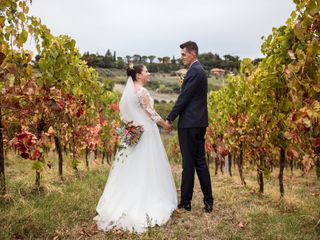 Le nozze di Valentina e Alex