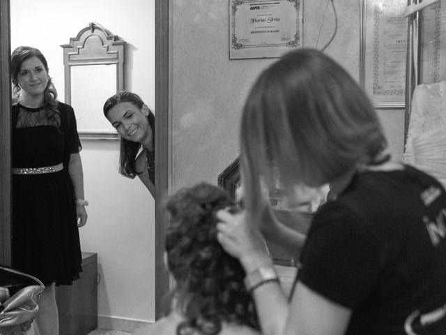 Il matrimonio di Mirko e Silvia a Correggio, Reggio Emilia 9