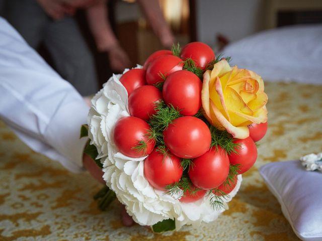 Il matrimonio di Mirko e Silvia a Correggio, Reggio Emilia 11