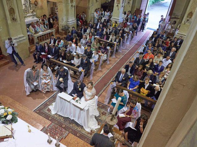 Il matrimonio di Mirko e Silvia a Correggio, Reggio Emilia 14