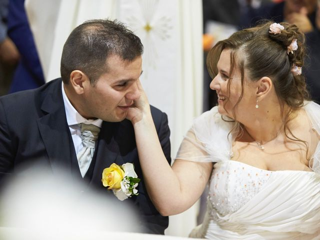 Il matrimonio di Mirko e Silvia a Correggio, Reggio Emilia 15