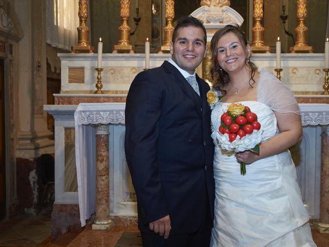 Il matrimonio di Mirko e Silvia a Correggio, Reggio Emilia 16
