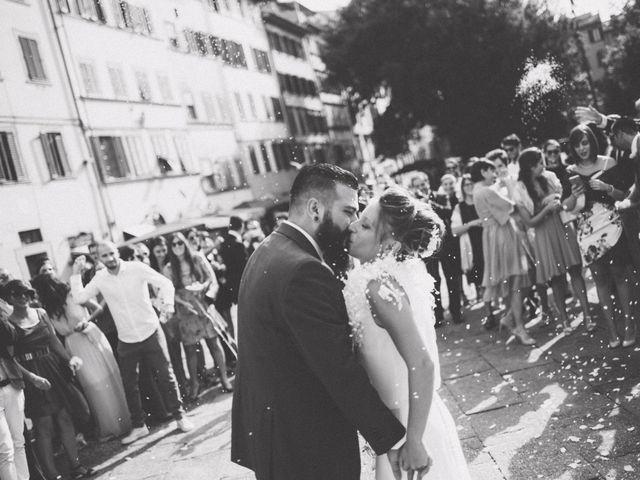 le nozze di Annalisa e Mauro