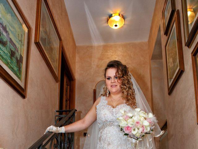 Il matrimonio di Lindim e Anastasia a Casaprota, Rieti 11