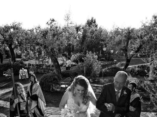 Il matrimonio di Lindim e Anastasia a Casaprota, Rieti 14